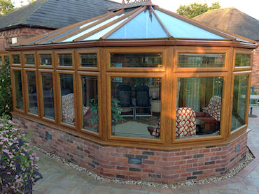 Conservatories from Wood and Haynes