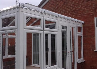 Conservatory Build - 6
