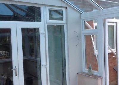 Conservatory Build - 11