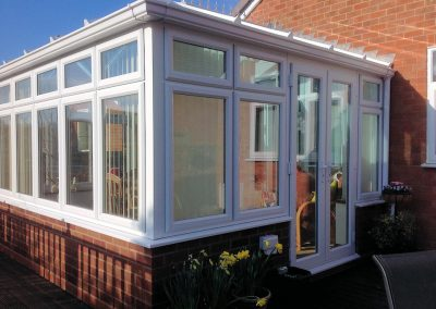 Conservatory Build - 18